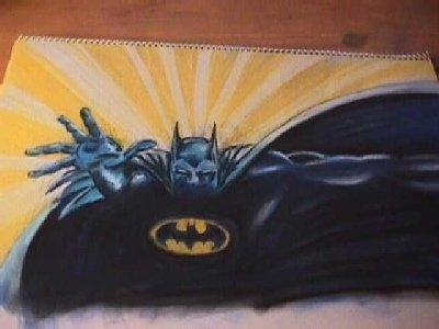 Batman por Jagans